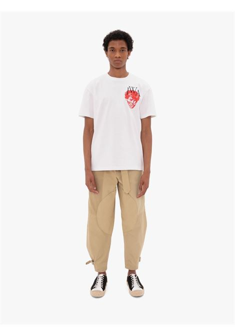 Pantaloni affusolati con cintura Uomo JW ANDERSON   TR0121PG0464132
