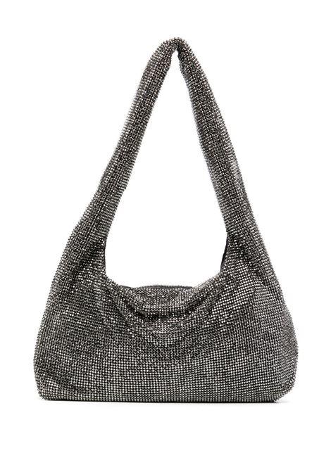 Metallic-stud bag  KARA | Shoulder bags | HB2761809HMTTWHT