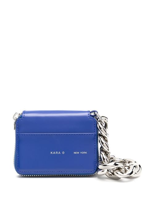Kara logo mini bag donna