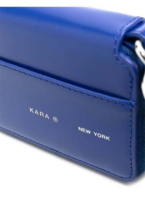 Kara logo mini bag donna KARA | SLG46A4022BLWV