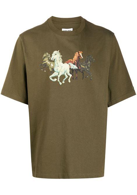 KENZO KENZO   T-shirt   FA65TS0614SK50