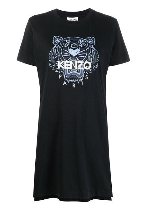 Tiger T-shirt dress KENZO | Dresses | FB52RO7754YA99