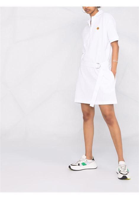 Polo mini dresswomen blanc KENZO | FB52RO7904PU01