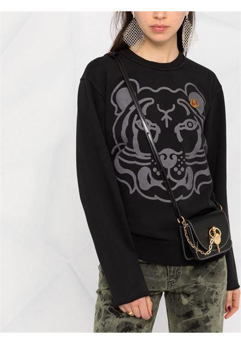 Kenzo k-tiger sweatshirt women noir KENZO | FB52SW8274MY99