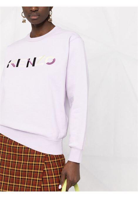Logo sweatshirt KENZO | FB52SW8284MO66