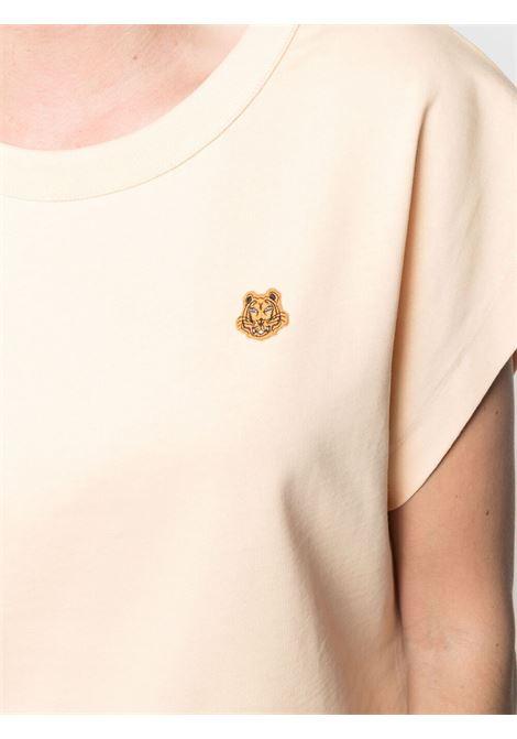 T-shirt Tiger Crest Donna KENZO | FB52TS6454SB35
