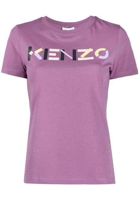 Logo T-shirt KENZO | T-shirt | FB52TS8404SA82