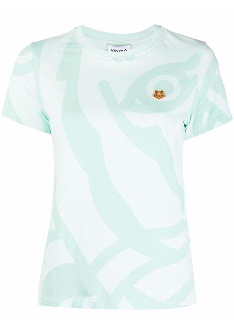 T-shirt con applicazione Donna KENZO | T-shirt | FB52TS8404SG58