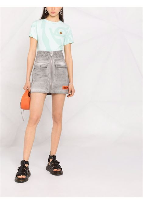 T-shirt con applicazione Donna KENZO | FB52TS8404SG58