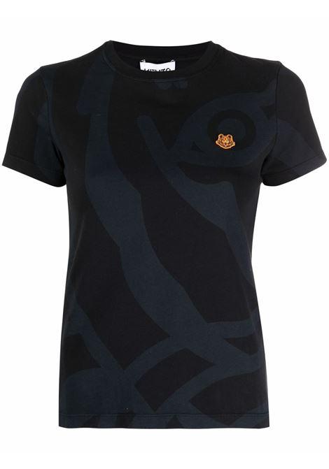 T-shirt con applicazione Donna KENZO | T-shirt | FB52TS8404SG99