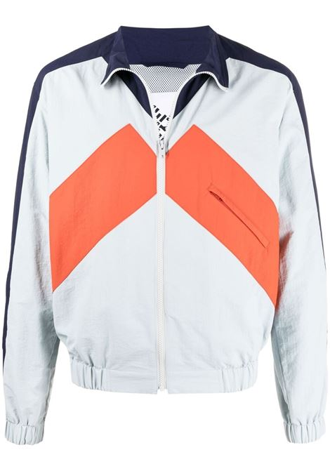 Kenzo giacca a vento uomo gris clair KENZO | Capispalla | FB55BL5109CO93