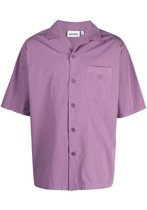 Kenzo camicia uomo classics KENZO | Camicie | FB55CH1401LA82