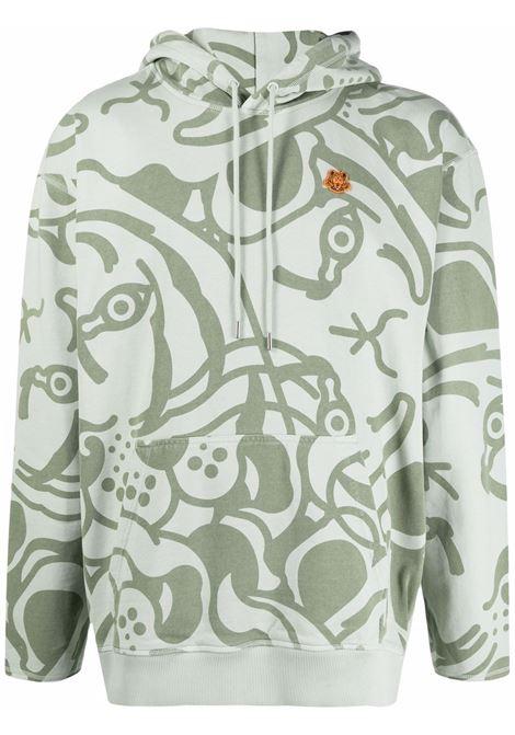Drawstring sweatshirt men KENZO | FB55SW5384MY61