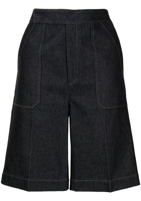 Khaite theresa shorts women denim Khaite | Shorts | 1069915100