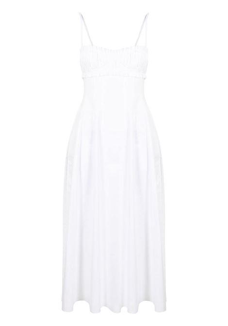 Khaite felicia dress women white Khaite | Dresses | 5184108W108100
