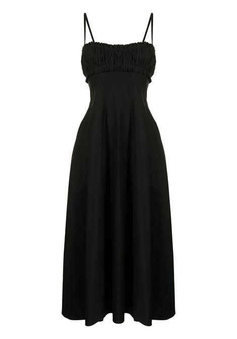 Khaite felicia dress women black Khaite   Dresses   5184108W108200