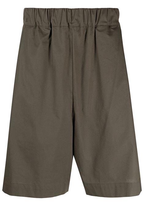 Wide-leg Bermuda  LANEUS | Bermuda Shorts | BRU05MLTY