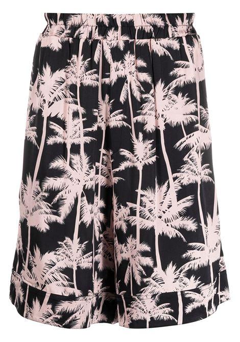 Graphic-print shorts LANEUS | Bermuda Shorts | BRU6517VAR4