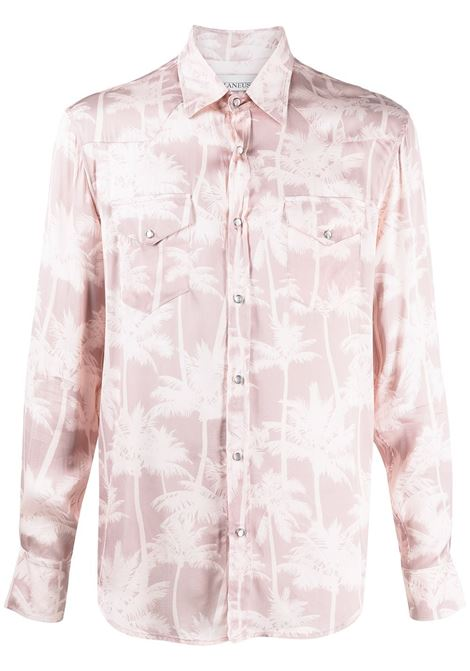 Palm shirt LANEUS | Shirts | CMU6548VAR1