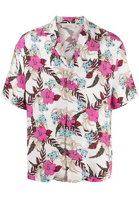 Floral shirt LANEUS | Shirts | CMU6601VAR1