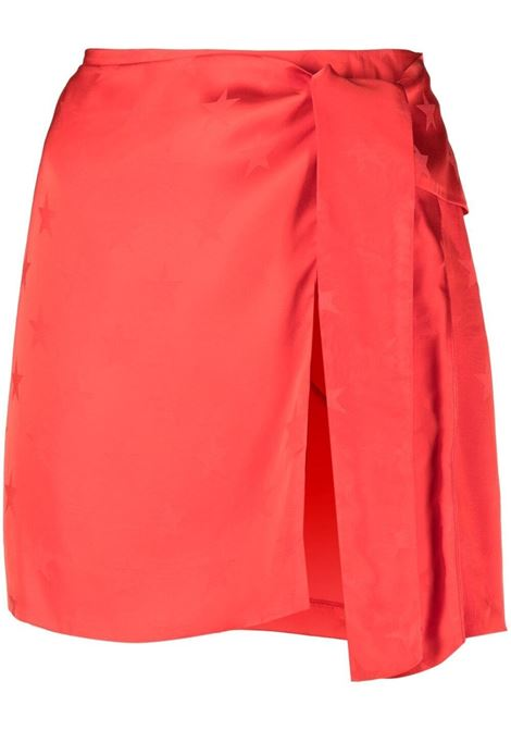 Laneus mini skirt women rosso LANEUS | Skirts | GND15RSS