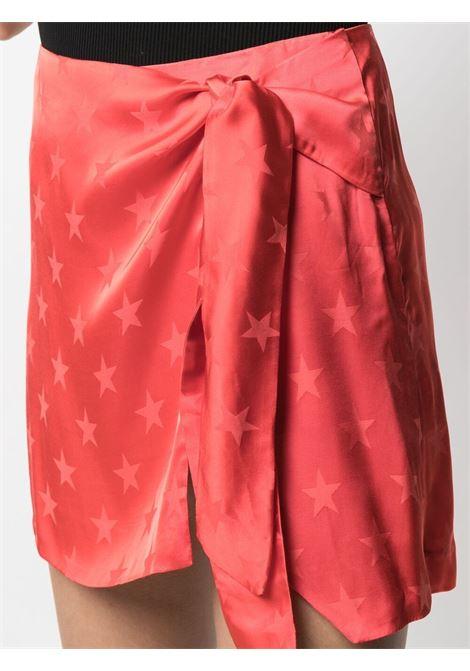 Laneus mini skirt women rosso LANEUS | GND15RSS