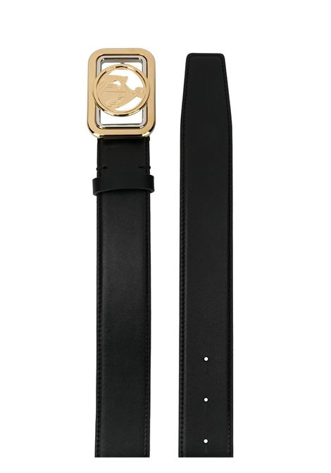 Square buckle belt LANVIN | AMBEMB0CPALM10