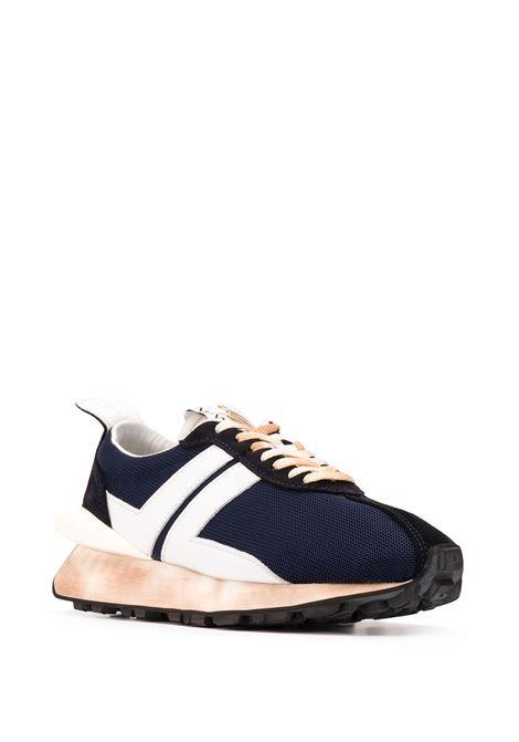 Bumper panelled sneakers LANVIN | FMSKBRUNDRAG2900