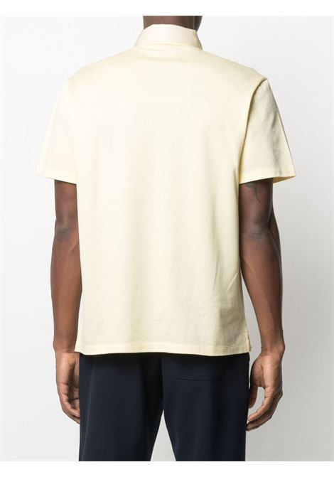 Embroidered-motif polo shirt LANVIN | RMPL0002J030803