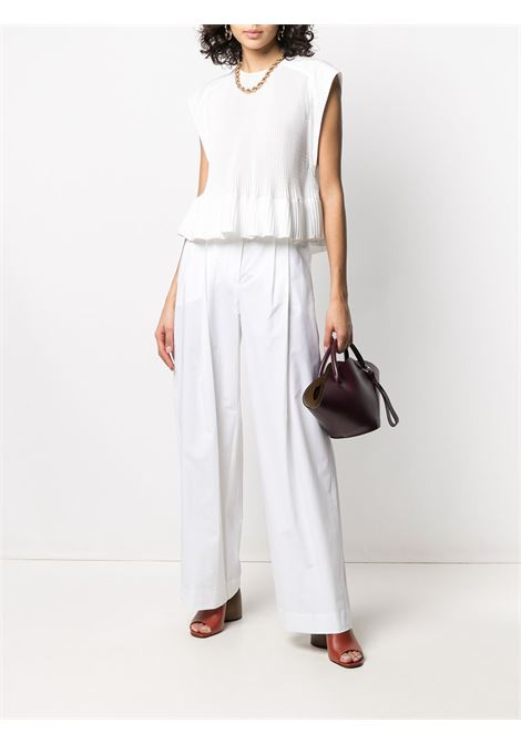 Wide-leg trousers LANVIN | RWTR518U440800