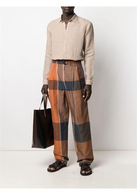 Pantaloni a gamba ampia Uomo LEMAIRE | M211PA151LF553128