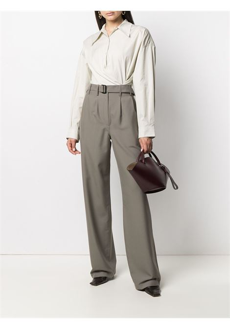 Belted trousers LEMAIRE | W211PA289LF414437