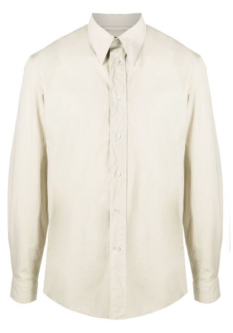 Straight-point collar shirt LEMAIRE | Shirts | X211SH144LF445911