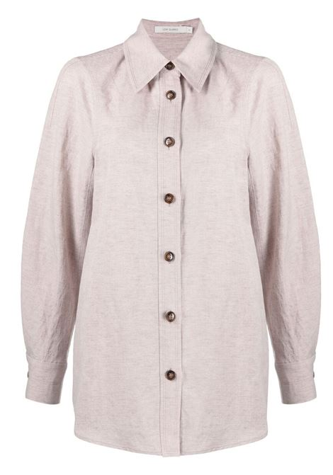 Low classic camicia oversize donna violet LOW CLASSIC | Camicie | LOW21SSSH10VI