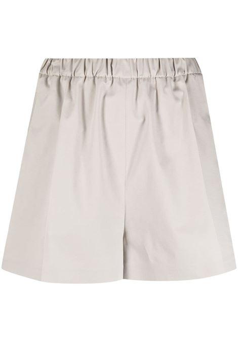 Magda butrym pleated shorts women grey MAGDA BUTRYM | Shorts | 114521GRY