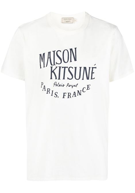 Palais Royal T-shirt MAISON KITSUNÉ | T-shirt | AM00100KJ0008LT