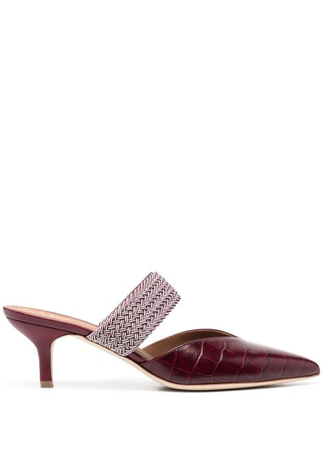 Malone Souliers mules donna burgundy MALONE SOULIERS | Mules | MAISIE4551BRGNDY