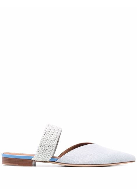 Malone souliers maisie mules women light blue MALONE SOULIERS | Mules | MAISIEFLAT40LBL