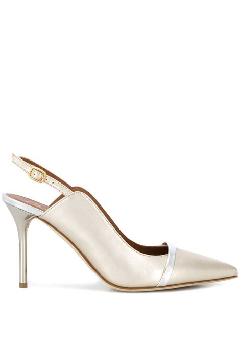 Malone Souliers decollete marion donna platino silver MALONE SOULIERS | Decollete | MARIONMS854PLTNSLVR