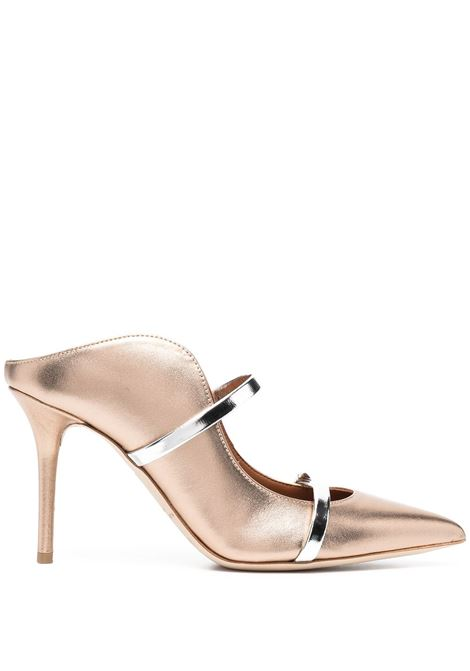 Maureen Pumps MALONE SOULIERS | Pumps | MAUREEN8536GLDSLVR