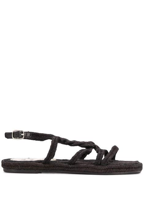 Yucatan sandals MANEBI | Sandals | F76Y0BLKTP