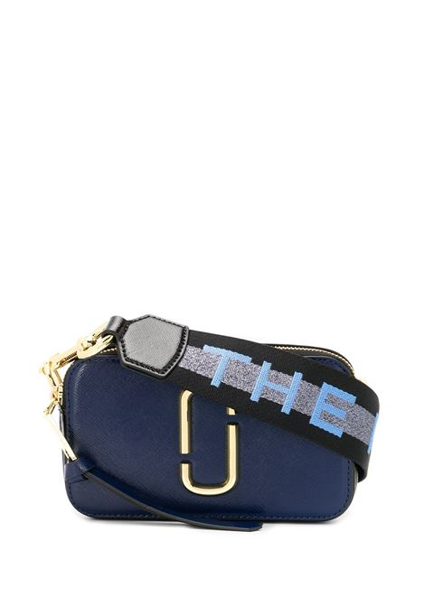 Marc Jacobs borsa snapshot donna new blue sea multi MARC JACOBS | Borse a tracolla | M0014146424