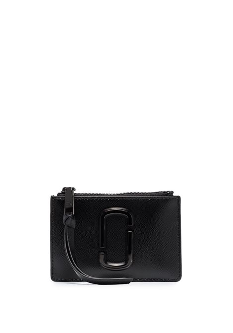 Marc Jacobs portacarte the snapshot donna black MARC JACOBS | Porta carte | M0014531001