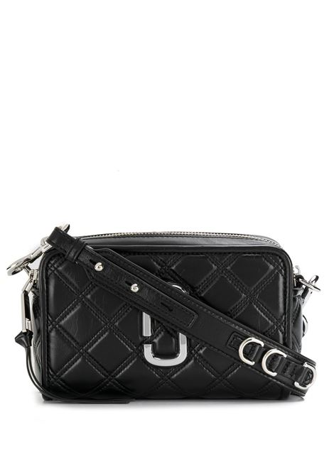 Marc Jacobs borsa softshot 21 donna black MARC JACOBS | Borse a tracolla | M0015419001