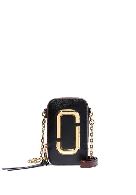 Marc Jacobs borsa the hot shot donna black red MARC JACOBS | Borse a tracolla | M0016765011