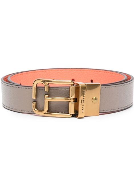 Marc jacobs logo buckle belt cement fusion coral MARC JACOBS | Belts | M4008478280