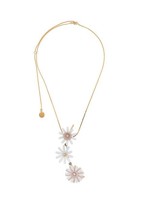Floral charm necklace MARNI | Necklaces | COMV0230A0M200000W01