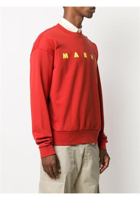 Logo sweatshirt MARNI | FUMU0074P0S2549500R60