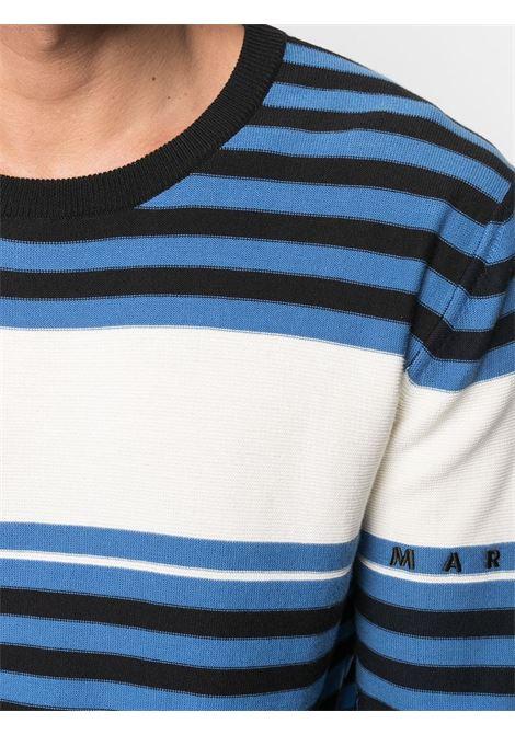 Striped t-shirt MARNI | GCMG0181Q0S17747RGB98