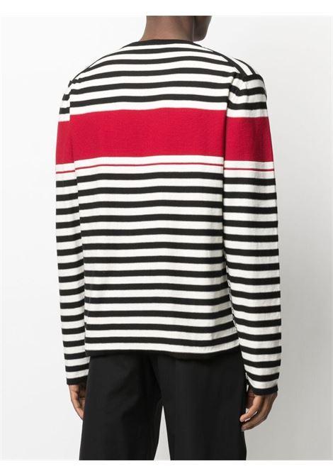 Marni striped long sleeve t-shirt men rgn99 MARNI | GCMG0181Q0S17747RGN99
